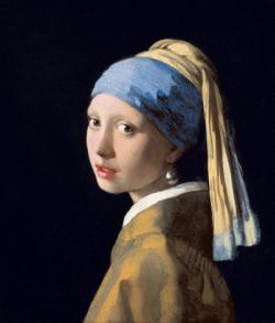 Vermeer - girl with a pearl