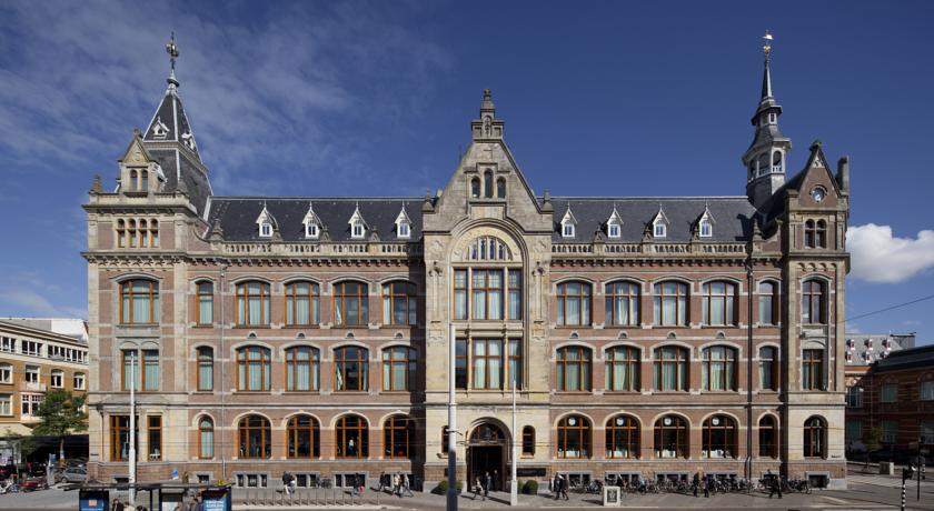 Explore Amsterdam From The Top 6 Business Hotels In Town