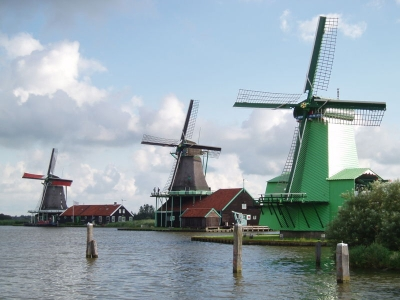 Netherlands - waterland